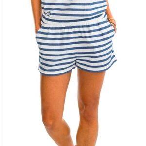 Southern Tide Avery Stripe Short